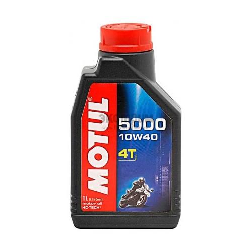 Масло Motul 5000 4T 10W40 (1л)
