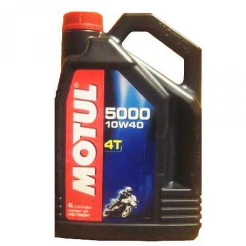 Масло Motul 5000 4T 10W40 (4л)