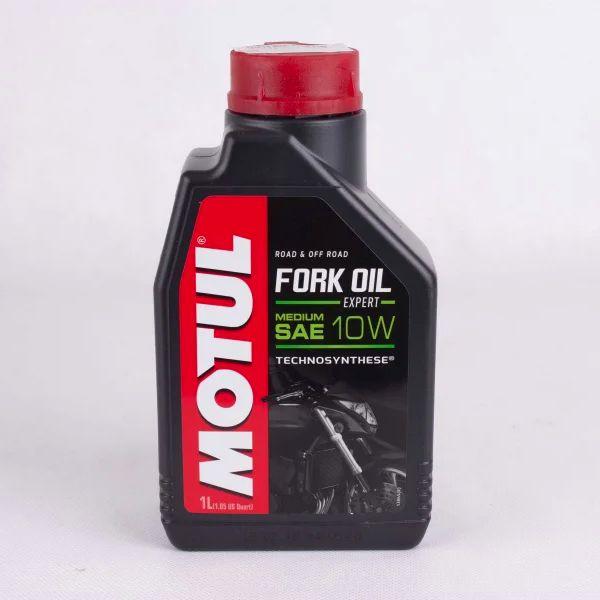 Масло Motul FORK OIL EXPERT10W вилочное и амортизаторное (1л)