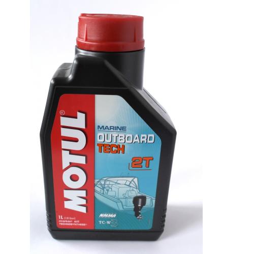 Масло Motul Outboard Tech 2T мот (1л)