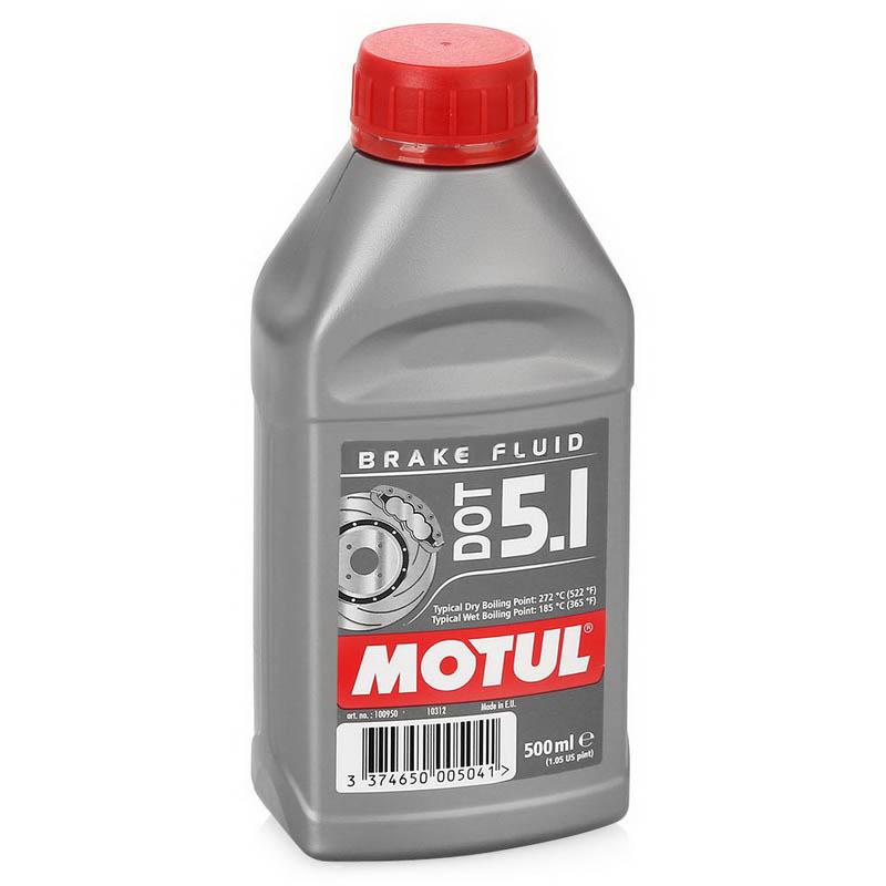 Тормозная жидкость Motul DOT 5.1 Brake Fluid (0,5л)
